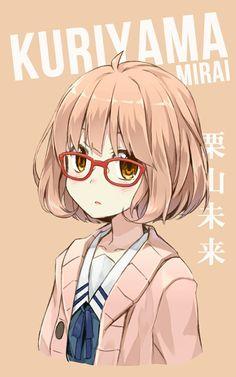 Kuriyama Mirai~Kyoukai no Kanata