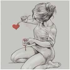 Imagini pentru desenhos profissionais de amor tumblr