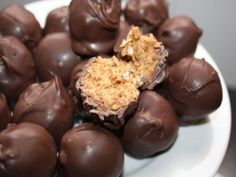 Ingredients 2 cups peanut butter 6 tablespoons unsalted butter, softened 2 cups powdered sugar