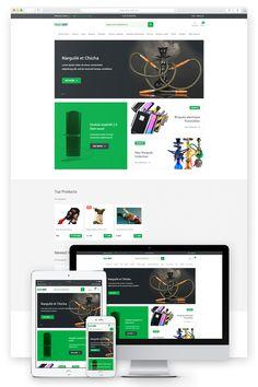 VeryCreative a creat pentru Peace Shop, unul din cele mai cunoscute magazine online de tigari electronice si accesorii pentru tigari din Romania. Web Design Projects, Mai, Peace, Shopping, Room