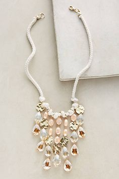 Rochaix Fringe Necklace