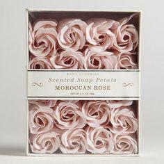 Moroccan Rose Soap Petals