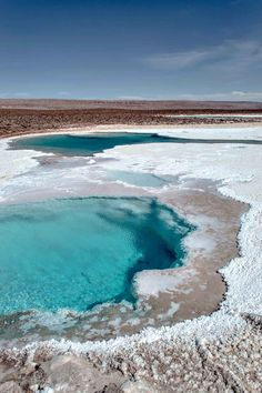 Chile - San Pedro de Atacama - what to see and do in this desert town - HeNeedsFood Landscape Photography, Nature Photography, South American Countries, Beautiful Places To Travel, Cool Pools, Tropical Paradise, Natural Wonders, Strand, Places To Visit