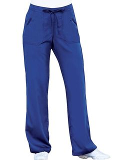 Style Code: (GR-4245) This pair of poly/rayon Grey Anatomy scrubs pants for women is classic in style and stands in the test of time.