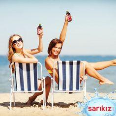 Sıcak yaz günlerinde serinlemenin hem lezzetli hem de eğlenceli yolu, Sarıkız Nar Aromalı. #sarikiz #madensuyu #nar #aromalı #eğlence #sağlık #lezzet #ferahlık #serinlik #yaz #summer