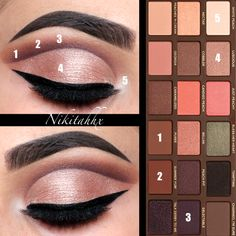 Make-up has been in use by woman for many years. The purpose of make-up is to improve body appearance. Both men and women use makeup to enhance their Maquillage Too Faced, Maquillage On Fleek, Peach Palette Looks, Peach Pallete, Peach Pallette Too Faced, Toofaced Peach Palette, Makeup Goals, Makeup Inspo, Makeup Inspiration