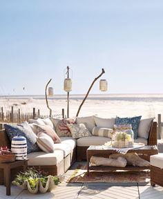 Sunny beach retreat:)