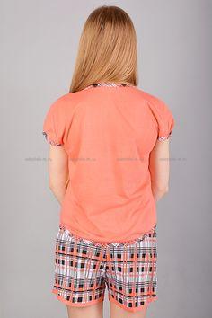 Костюм Б6550 Цена: 378 руб Стильный домашний комплект. Модель украшена контрастным принтом. Состав: 100 % хлопок. Размеры: ХL, 2XL, 3XL, 4XL  http://odezhda-m.ru/products/kostyum-b6550  #одежда #женщинам #домашняяодежда #одеждамаркет