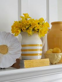 Karin Lidbeck: Decorating Your Mantel - Magazine Stylist Hints From past BH&G