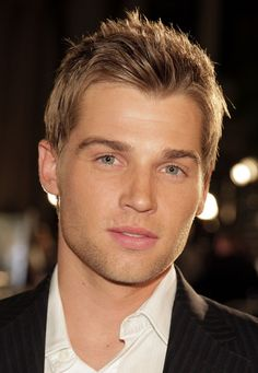 """Want a sugar cube?"" Finnick Odair (Mike Vogel)"