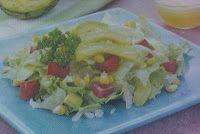 Avocado Salad   Ethnic Recipes
