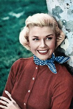 "30 Inspiring Quotes From Old Hollywood's Top Leading Ladies #refinery29  http://www.refinery29.com/2015/08/92494/hollywood-inspiring-quotes#slide-5  Doris Day""There were times when I wasn't always up. Everything could be calm and peaceful, then the next day the bottom dropped out. What can you do? Moan and groan and feel sorry for yourself? No, you pull yourself up by your bootstraps and you get on with life."" ..."