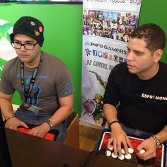 IG|Wimaya Vs ESPR|Mono en @microsoftstore #PuertoRico con los muchachos de @extralifepr #gaming