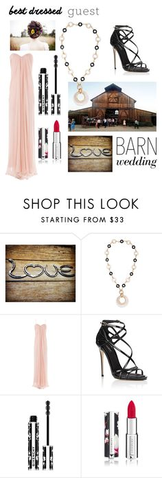 """""""Wedding Season"""" by explorer-14317880571 ❤ liked on Polyvore featuring Alexander McQueen, Dolce&Gabbana, Givenchy, bestdressedguest and barnwedding"""