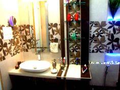 modern wash basin design by sunil saigal interior designer in mumbai india - Bathroom Designs In Mumbai