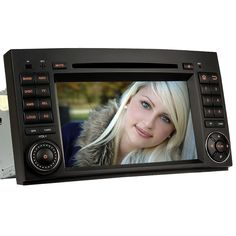 Generic Car Stereo In Dash GPS Navigation with Android 4.4 System for A class W169 7 Inch