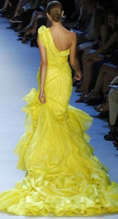 canary runway fashion ♥✤ | Keep the Glamour | BeStayBeautiful