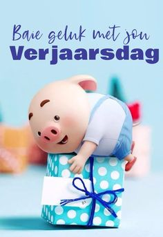 Best Birthday Wishes Quotes, Happy Birthday Greetings, Birthday Quotes, Moss Graffiti, Lekker Dag, Cute Piglets, Happy Birthday Pictures, Sweet 16 Parties, Happy B Day