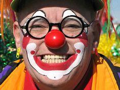 https://flic.kr/p/bCZffc | Clowns Love Parades ! | St Patrick's Parade - Denver, Colorado