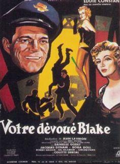 Votre devoue Blake