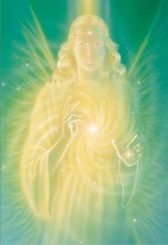 Divine Light Within – Short Message from the Angelic Realm by Multidimensional…