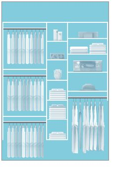 Nursery closet design from Martha Steward Living from Home Depot under $400. Will be easy to grow up with the child just by removing the bottom of the 3-tiered hanger. Love their online design tool! SOOO easy to use and customize without getting to technical.