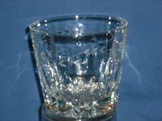Princess House Heritage Pattern on Highlights Crystal Ice Bucket, Free Shipping*