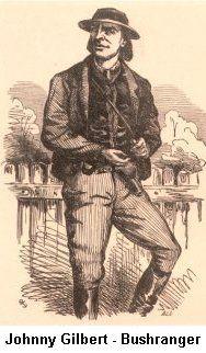 Johnny Gilbert - Bushranger