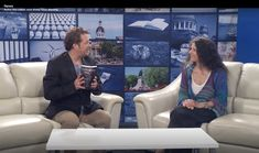 Check out this morning's great interview with Bill Welychka on Global News Morning in #Kingston. #Author Kaz Lefave shares how #scifi can help raise awareness for #oceans with tips on how you can help keep them healthy. Be sure to drop by tomorrow June 29 @chaptersindigo @kingston_indigo at the Cataraqui Centre 12-4PM to meet Kaz and grab a signed copy of #nemecene Dreams Flow in Streams for your #summerread. See you there! . .  . #booksigning #authorinterview #globalTV #kingston… Global Tv, Global News, Watch News, Book Signing, Kingston, Oceans, Science Fiction, Indigo, Flow