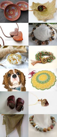 Natural Palate by Lisa Gossman-Steeves on Etsy--Pinned+with+TreasuryPin.com