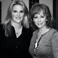 Trisha Yearwood & Reba McEntire