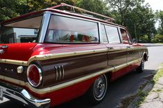'62 Ford Falcon Country Squire Wagon