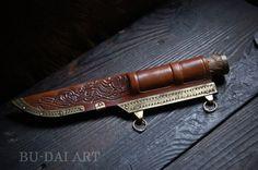 CUSTOM KNIFE ORDERS/ viking slavic knife от BUDAIART на Etsy