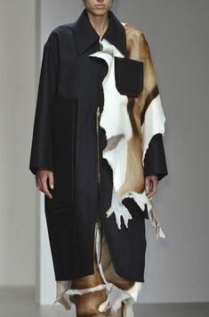 Central Saint Martins Fall 2014 - Details