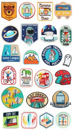 I love these #patches  i also wish i could get the no handles club but i never rode a bike with no handles :/  Mokuyobi Threads