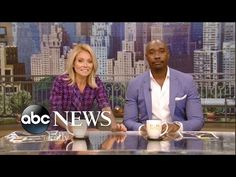 Kelly Ripa Announces 'Live' Co-Host News - YouTube