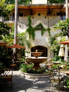 Kenwood Inn and Spa, Kenwood, CA in Sonoma Valley ~ it's magnificent