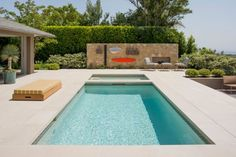 16 Stunning Mid Century Modern Swimming Pool Designs That Will Leave You Breathless