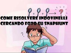 UNIVERSO NOKIA: Come risolvere indovinelli cercando foto: Snaphunt...