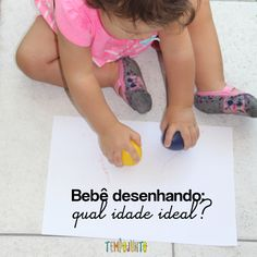 Baby Art: os primeiros passos com arte Archives - TempoJunto Ted, Anna, Baby Art, Archive, Baby Sensory, Homemade Gifts, World Of Art, Sensory Activities, Art For Toddlers