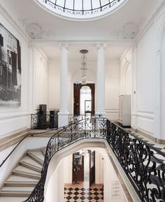 8 of the Most Beautiful Museum Staircases in the World Photos   Architectural Digest