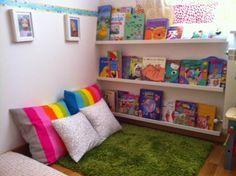 Zona de lectura Más
