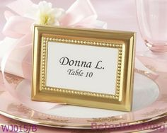Gold Color Themed WJ015/B Beaded Photo Frame and Place card Holder Wedding Reception Favors       Unique Wedding Decorations上海倍乐礼品Shanghai Beter Gifts ;  #placecardholder #partyreception #cardholder #weddingdecoration  http://www.aliexpress.com/store/product/Honey-bee-Salt-and-Pepper-Shakers-5box-10pcs-TC019/512567_701222377.html