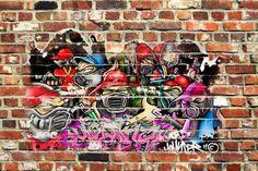 Montagem - Muro