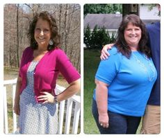 Weight Watchers Success Story: Shirley H. After and Before Weight Loss
