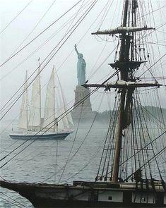 NY harbor    #amazing #earth