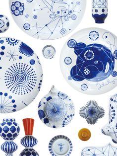 Jamie Hayon ceramic work...