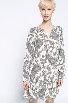 Vero Moda - Rochie Pais Outline Outline, Geometry, Tunic Tops, Dresses, Women, Fashion, Tunics, Gowns, Moda