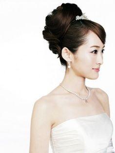 my wedding♡ヘアメイク~WDver.~|…さとか の まったりぶろぐ… |Ameba (アメーバ)