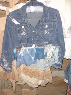Prairie Denim....for the young miss.